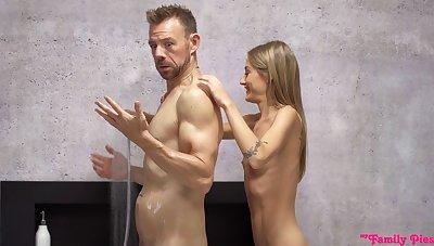 Micro skinny beauty shows stepdad tiptop fuck