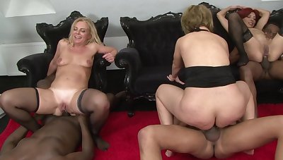 Exciting Wifes Training With Dildo Before Getting Big Prick