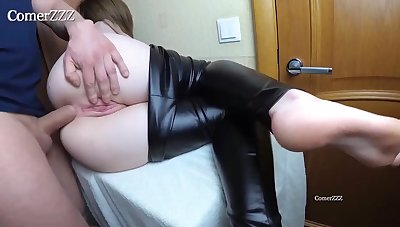 Inept honey is screaming while getting boned in the butt coupled with even wishful to obtain creampied
